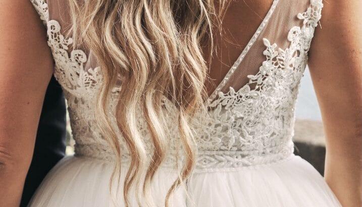 Robe de mariée Alma Novia