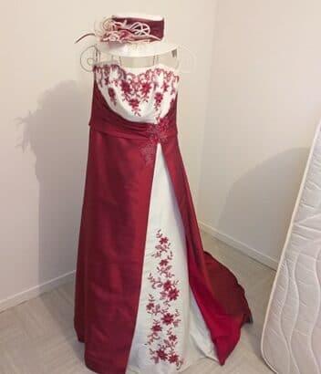 Vendre ma robe de mariée