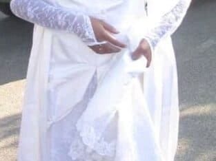 Robe de mariée taille 40 42