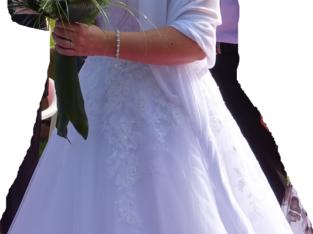 Robe de mariée bon état taille 42